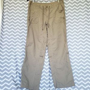 North Face Lightweight Hiking Pants Size 12